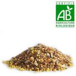 Mélange graines 4 céréales Bio