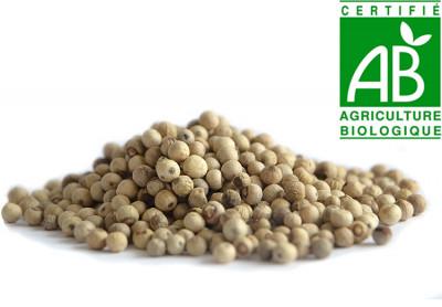 Poivre blanc de Penja 50 gr