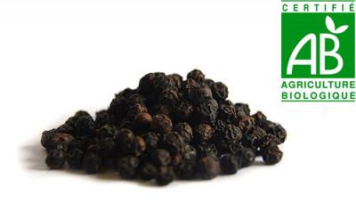 Poivre noir de Sao-Tomé 50 gr