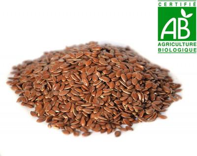 Graine de lin bio 250 gr