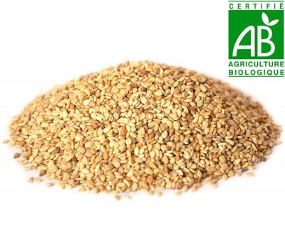Graine de sesame bio 100 gr