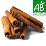 Cannelle en Baton Bio 100 gr