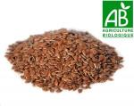 Graine de lin bio 100 gr