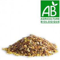 Mélange 4 céréales Bio