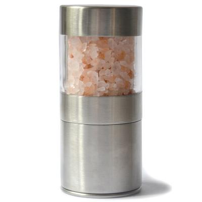 Moulin à sel rose de l'Himalaya 100 gr