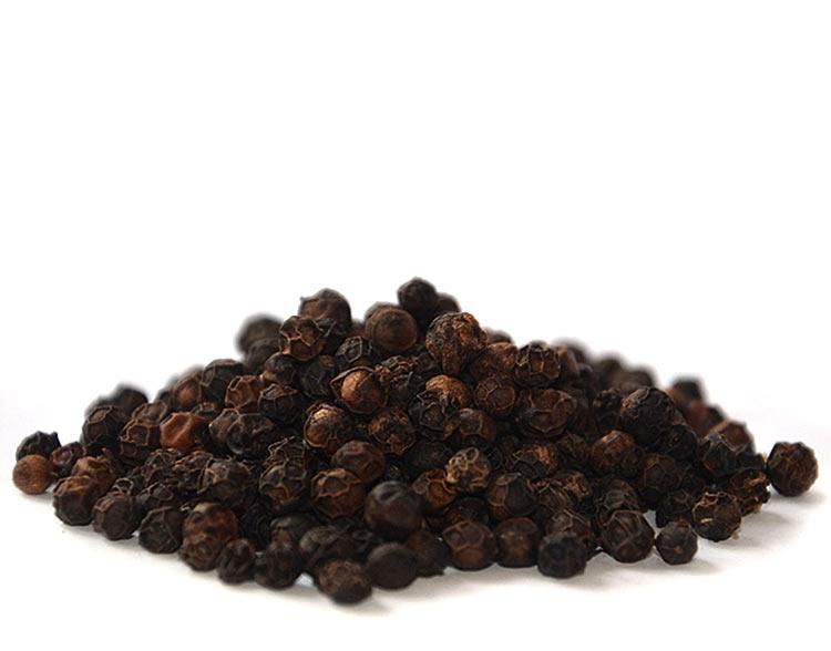 Poivre noir en grain du kérala - Poivre et sel, achat
