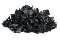 Sel pyramide noir