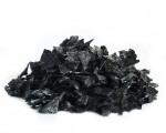 Sel Pyramide noir de Chypre  100 gr