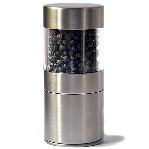 moulin pour poivre r utilisable en verre poivre et sel achat magasin conseil recette. Black Bedroom Furniture Sets. Home Design Ideas