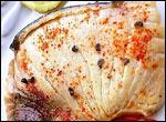 Recette veau de mer poivre du nepal