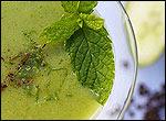 Recette poivre timut gaspacho