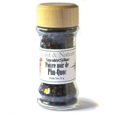 Poivre de Malabar noir 55 gr