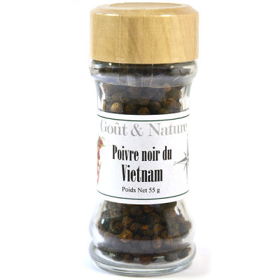 Poivre noir du Vietnam 55 gr