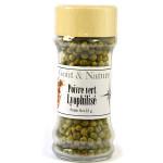 Poivre vert lyophilisé 20 gr